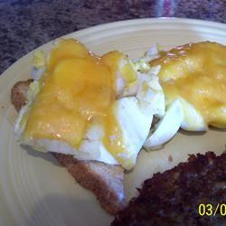 Baked Egg Casserole mommymeggy