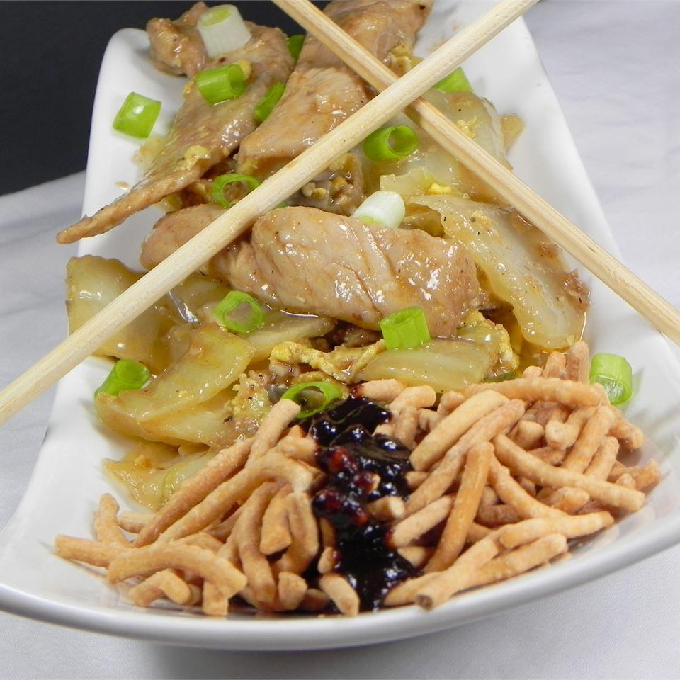 Mu Shu Pork