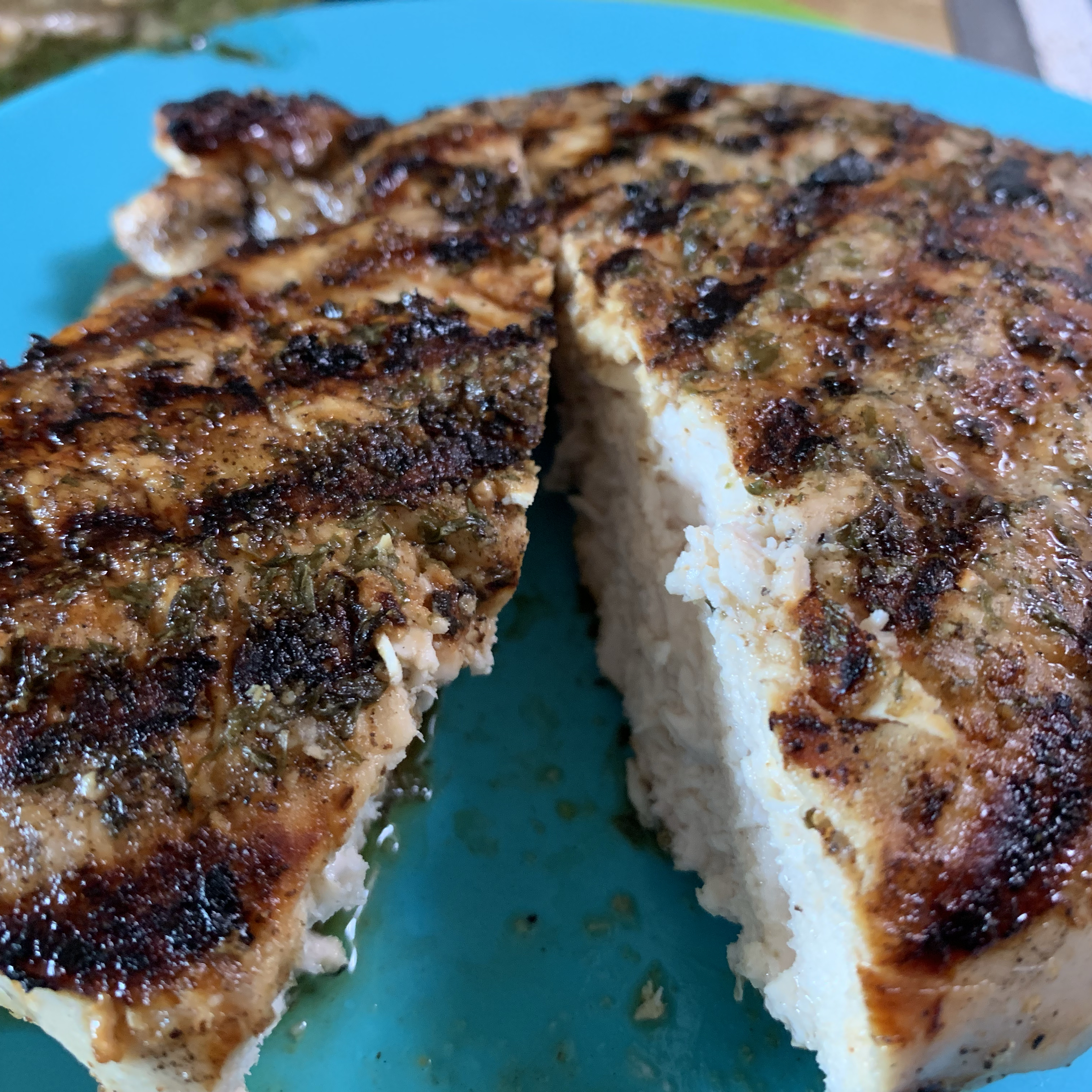 Jenny's Grilled Chicken Breasts amyzabro