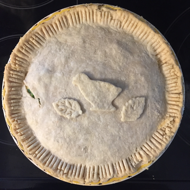 Easy Chicken Pot Pie Rebecca