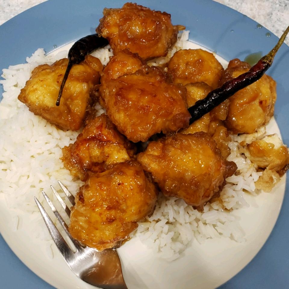 Deb's General Tso's Chicken