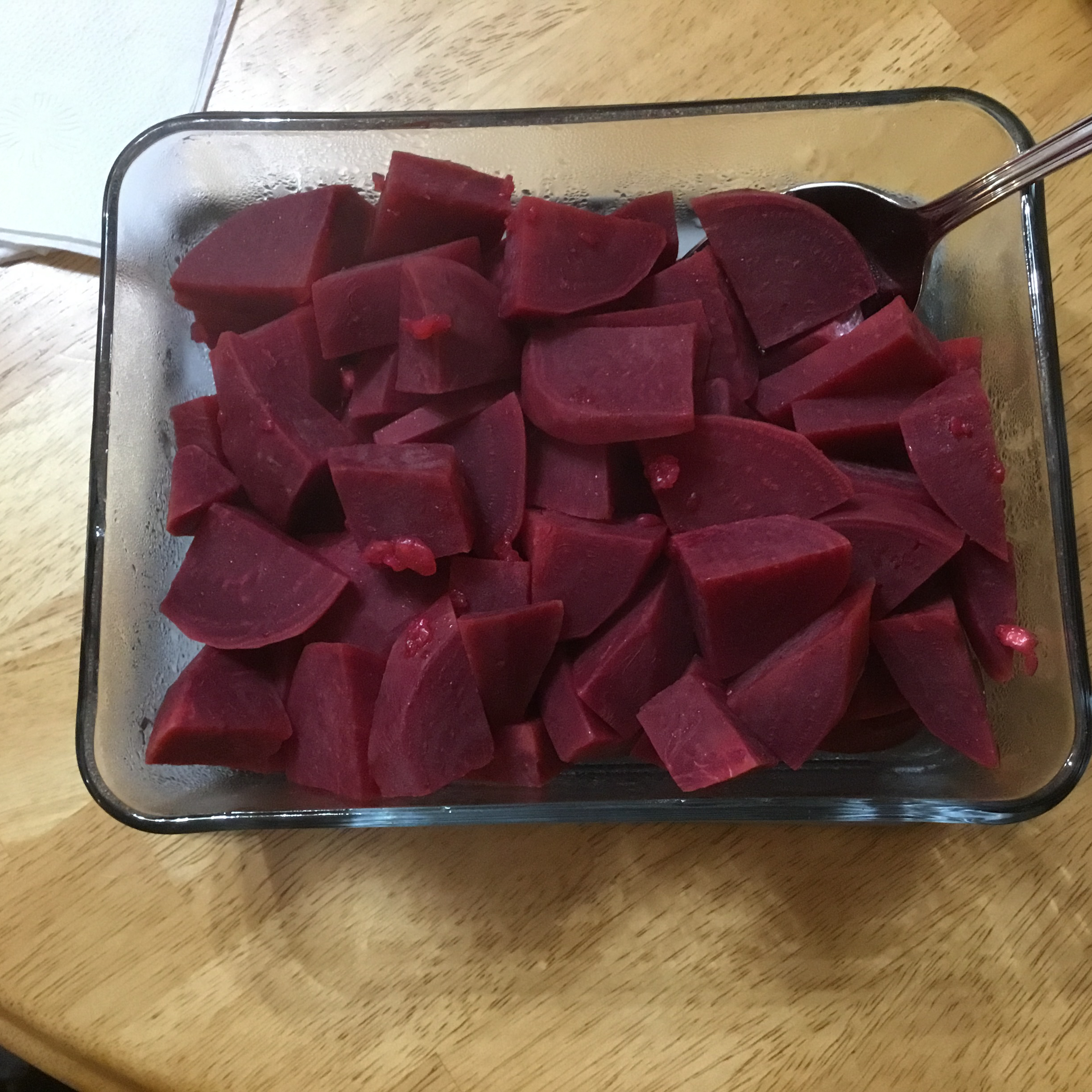 Thanksgiving Beets MJTurner
