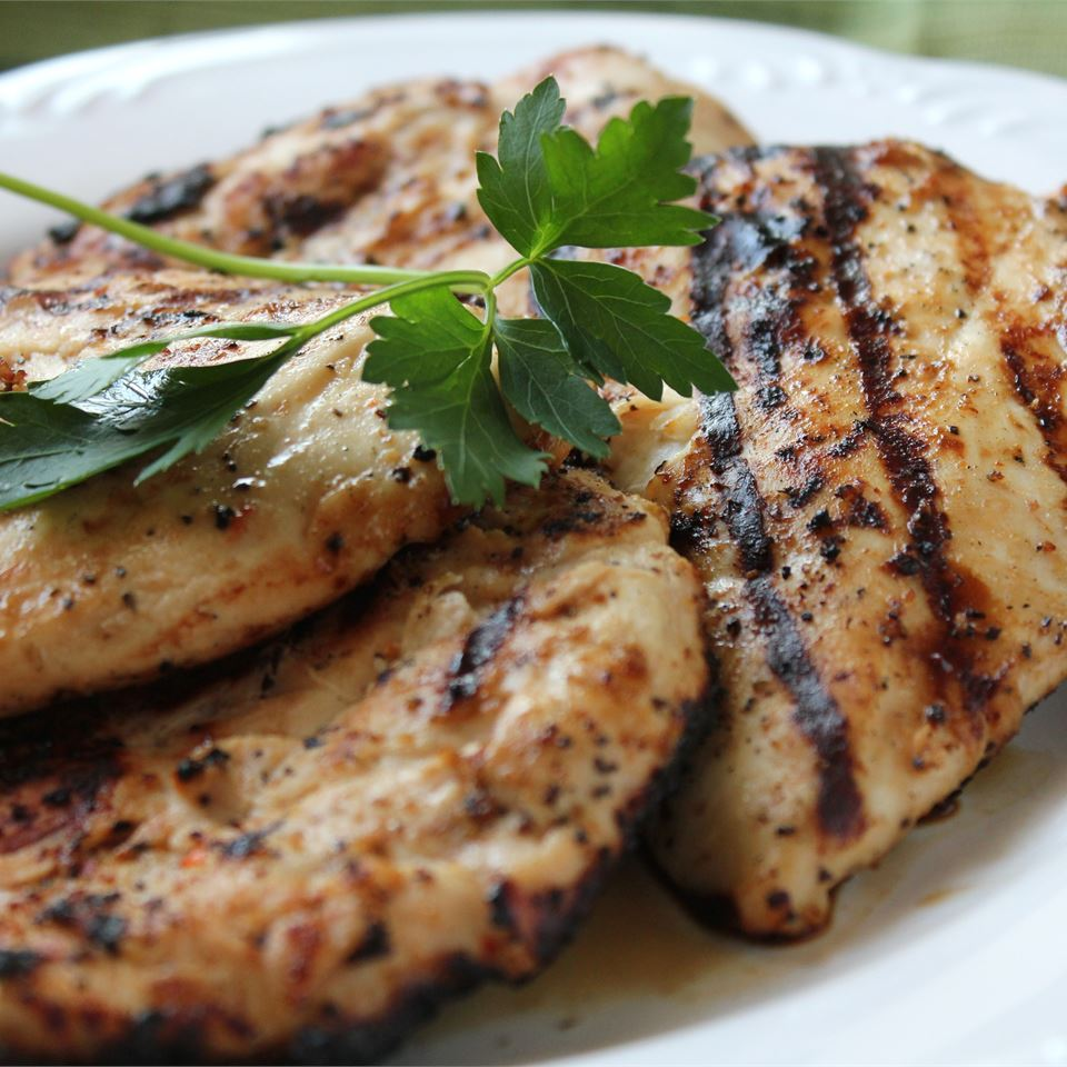 Marinated Grilled Chicken II Denise Boyd