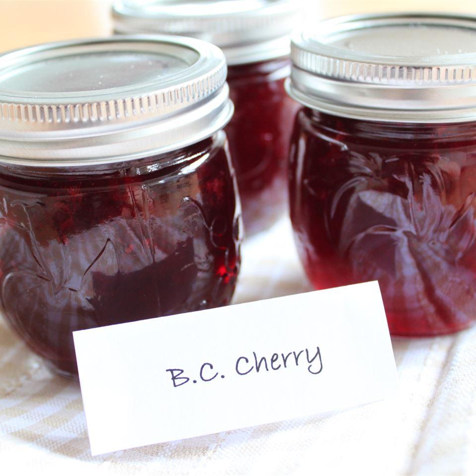 BC Cherry Jam