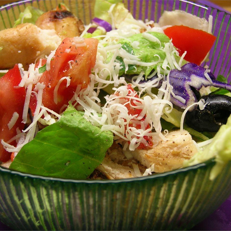 Teriyaki Chicken Salad *Sherri*