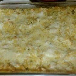 Chicken Divan Lasagna Janelle Moneypenny