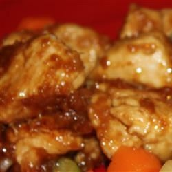 Ten Minute Szechuan Chicken inskydiamonds