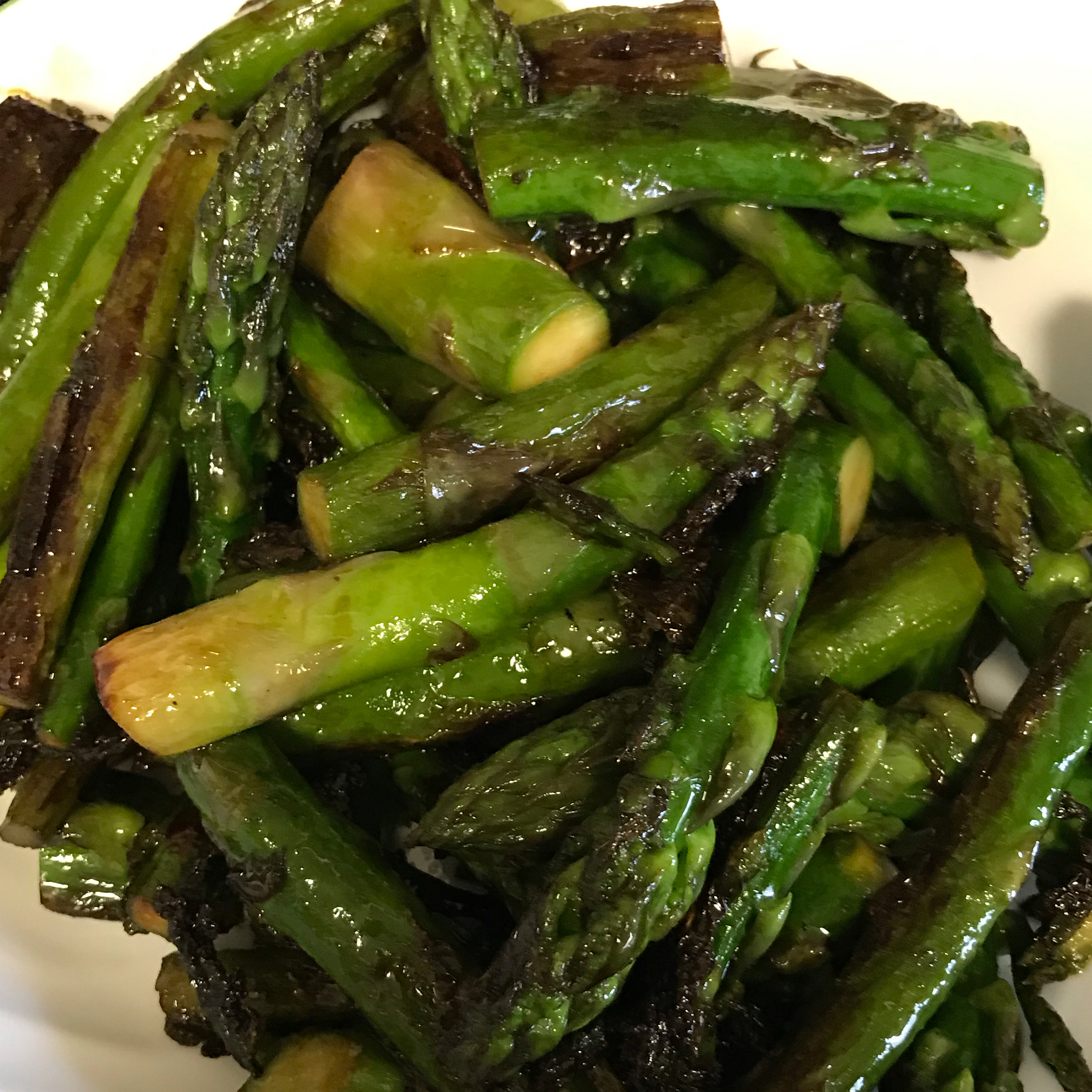 Easiest Asparagus Recipe Sherry Holdcraft Lubich