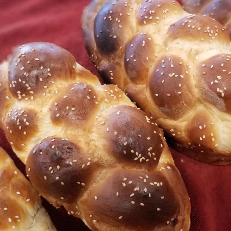 Shabbat Challah Recipe Allrecipes