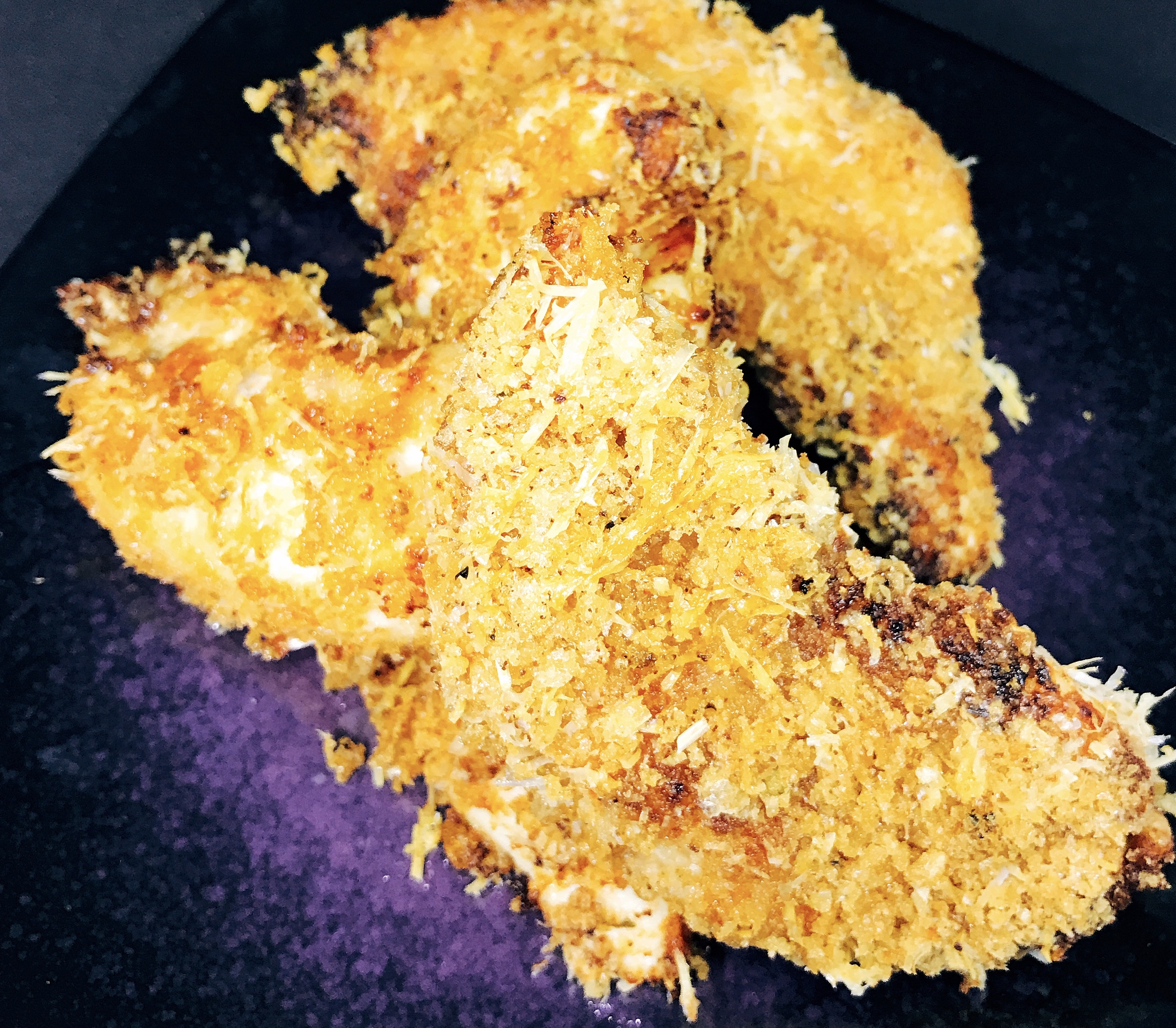 Crispy Keto Fried Chicken in the Air Fryer