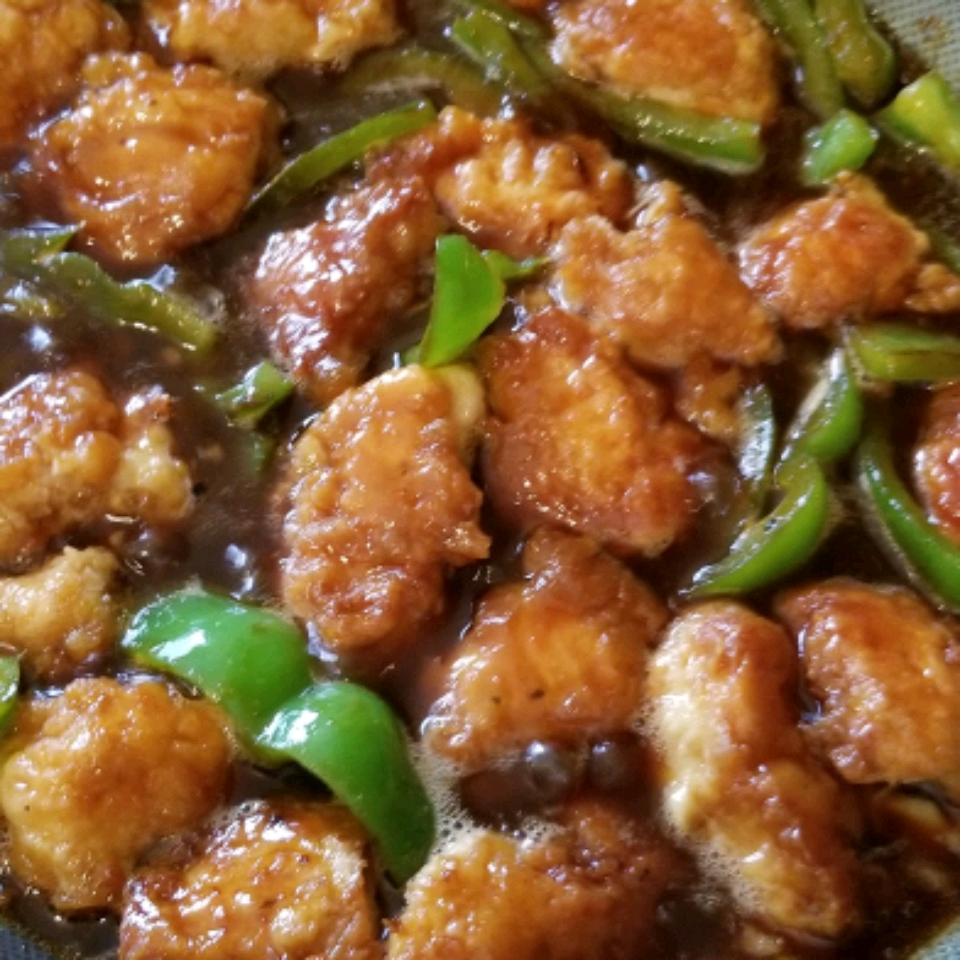 General Tao Chicken Recipe