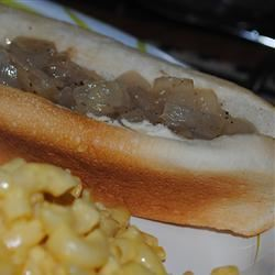 Onion Meat Relish sal