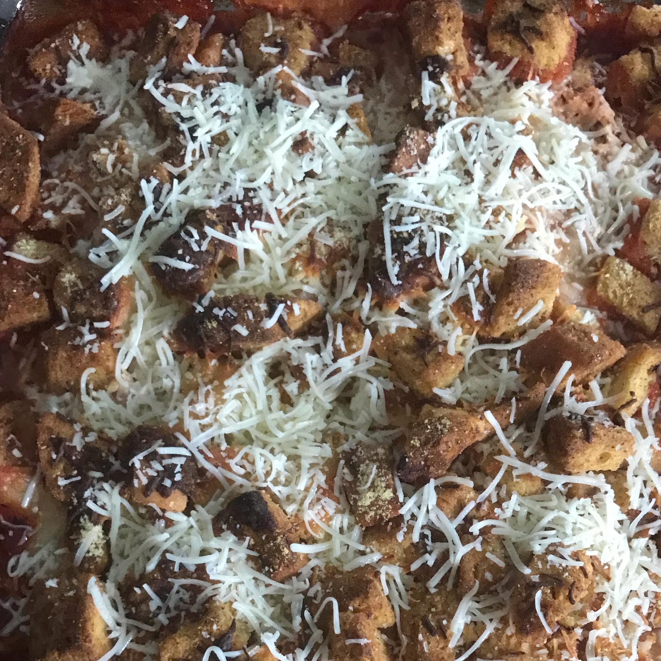 The Best Parmesan Chicken Bake papachef