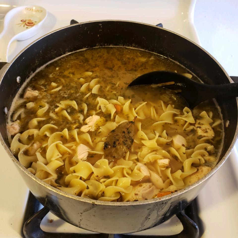 Chicken Noodle Soup Jose Perez