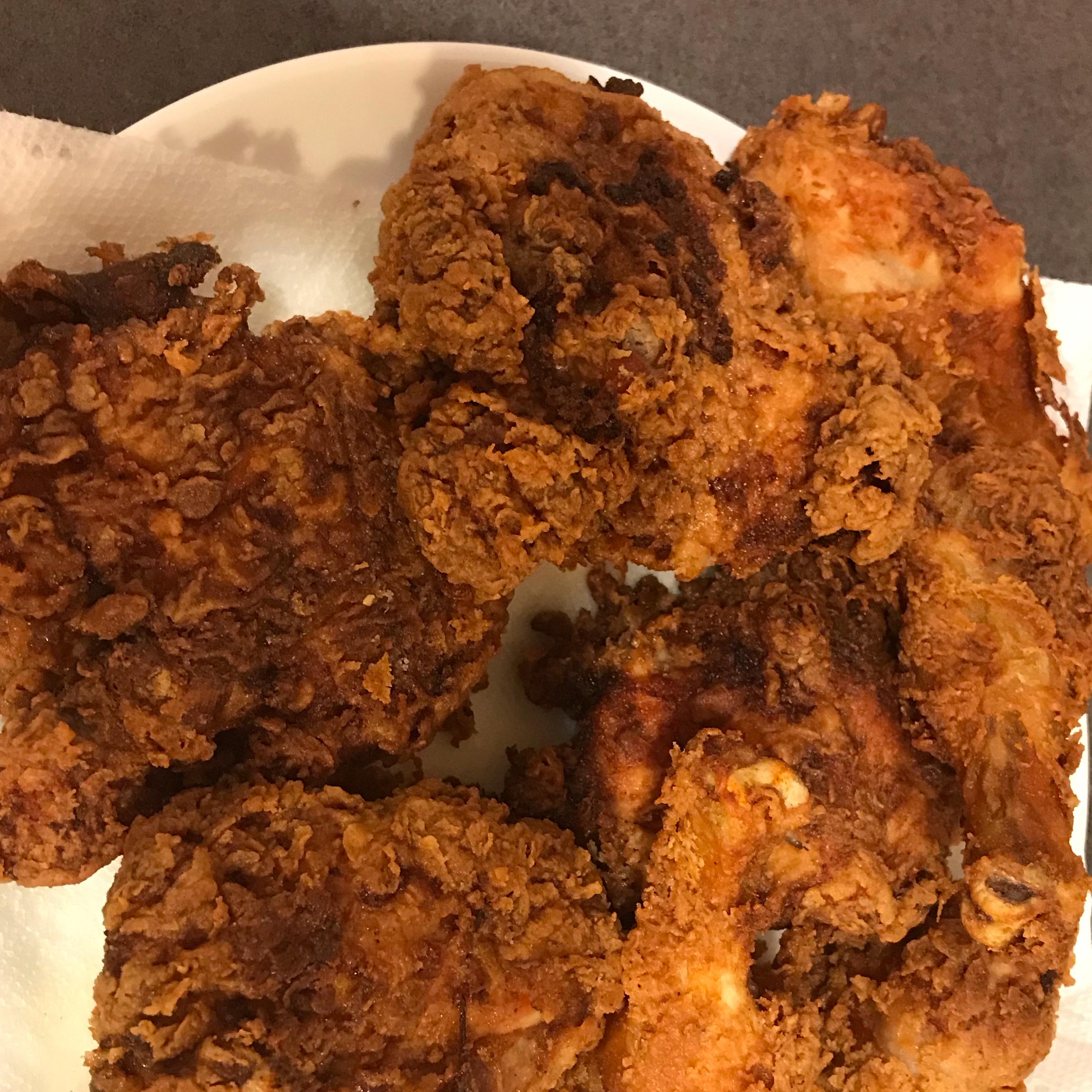 Southern-Style Buttermilk Fried Chicken TJ71
