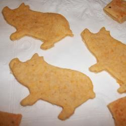 Cheddar Cheese Nippers