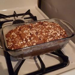 Apple Cinnamon Oatmeal Bread TheCatsMeow