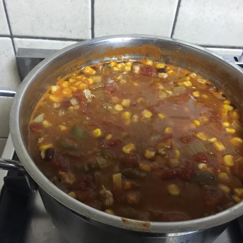 Chicken Chili Soup TrishM