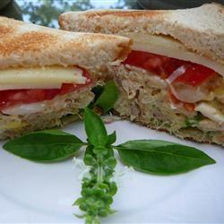 Cheggy Salad Sandwiches GotRice?