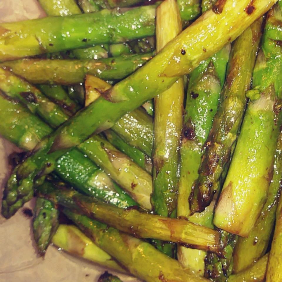 Easiest Asparagus Recipe Patience Caldwell