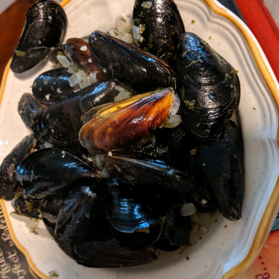 Mussels Mariniere Jessica Boehmer