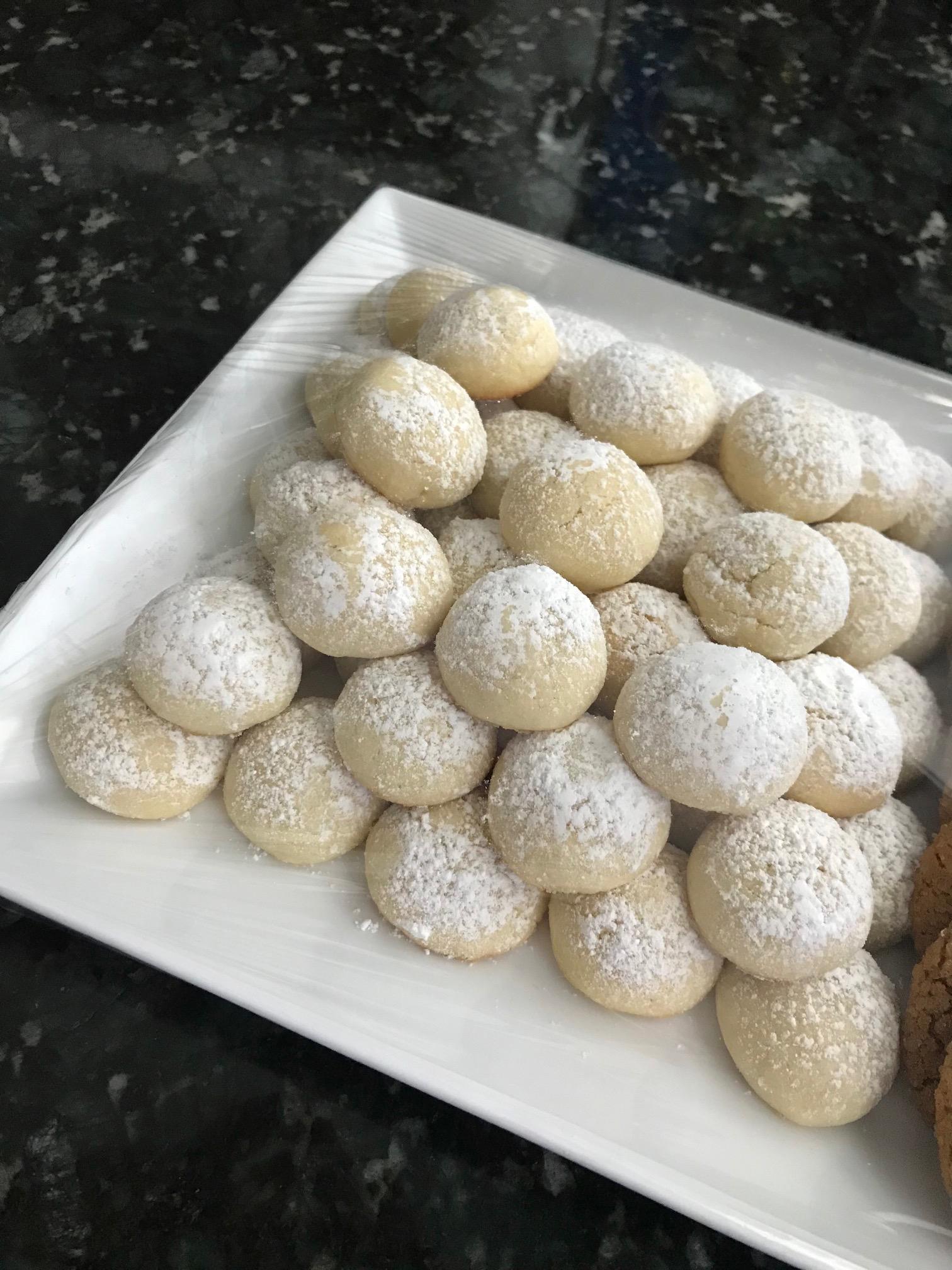 Greek Butter Cookies Recipe Allrecipes