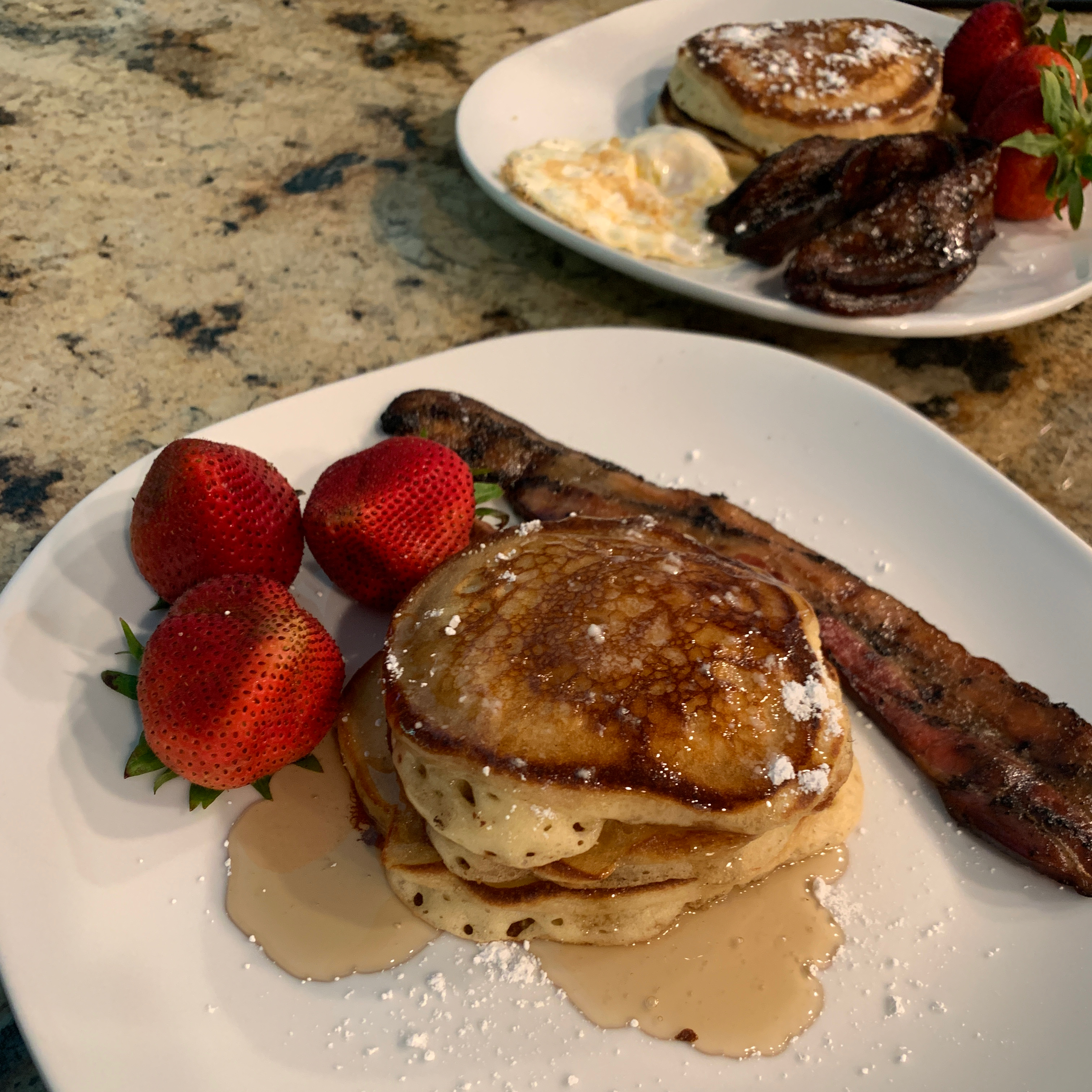 Buttermilk Pancakes I jay and charisse