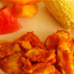 Picante Chicken