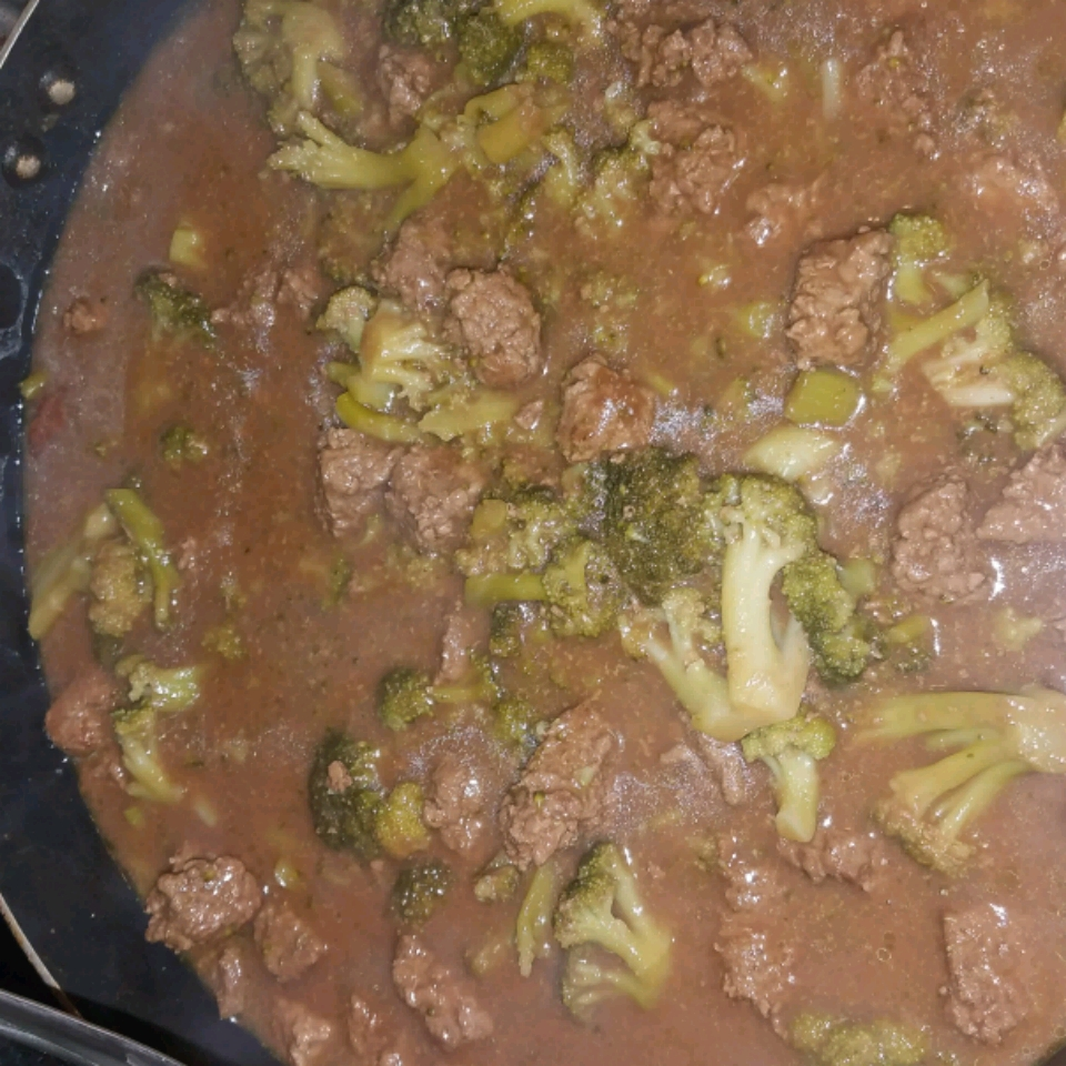 Broccoli Beef I lilmsthompson