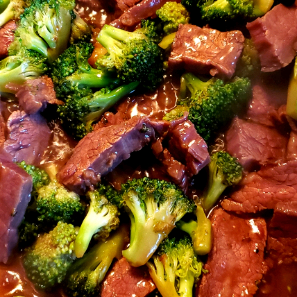 Restaurant Style Beef and Broccoli Jamie