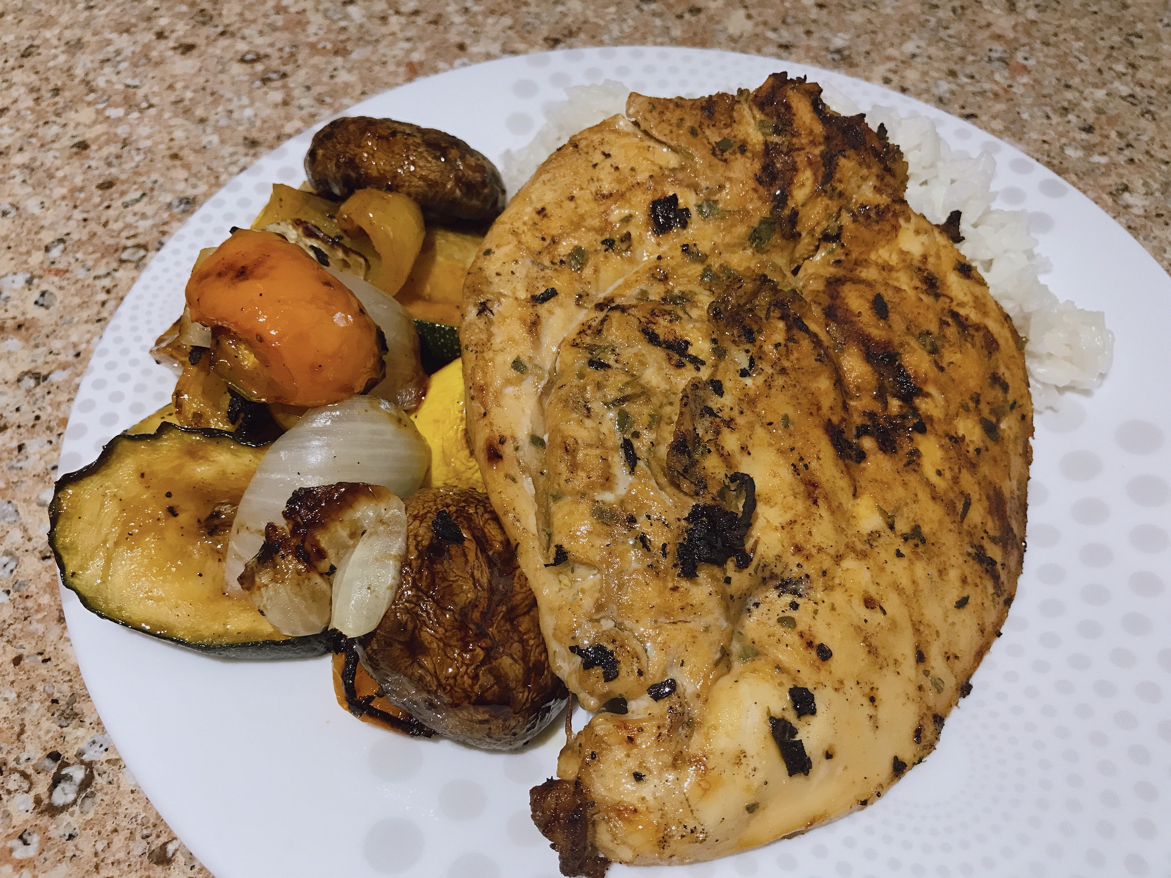 Grilled Pollo a la Brasa thedailygourmet