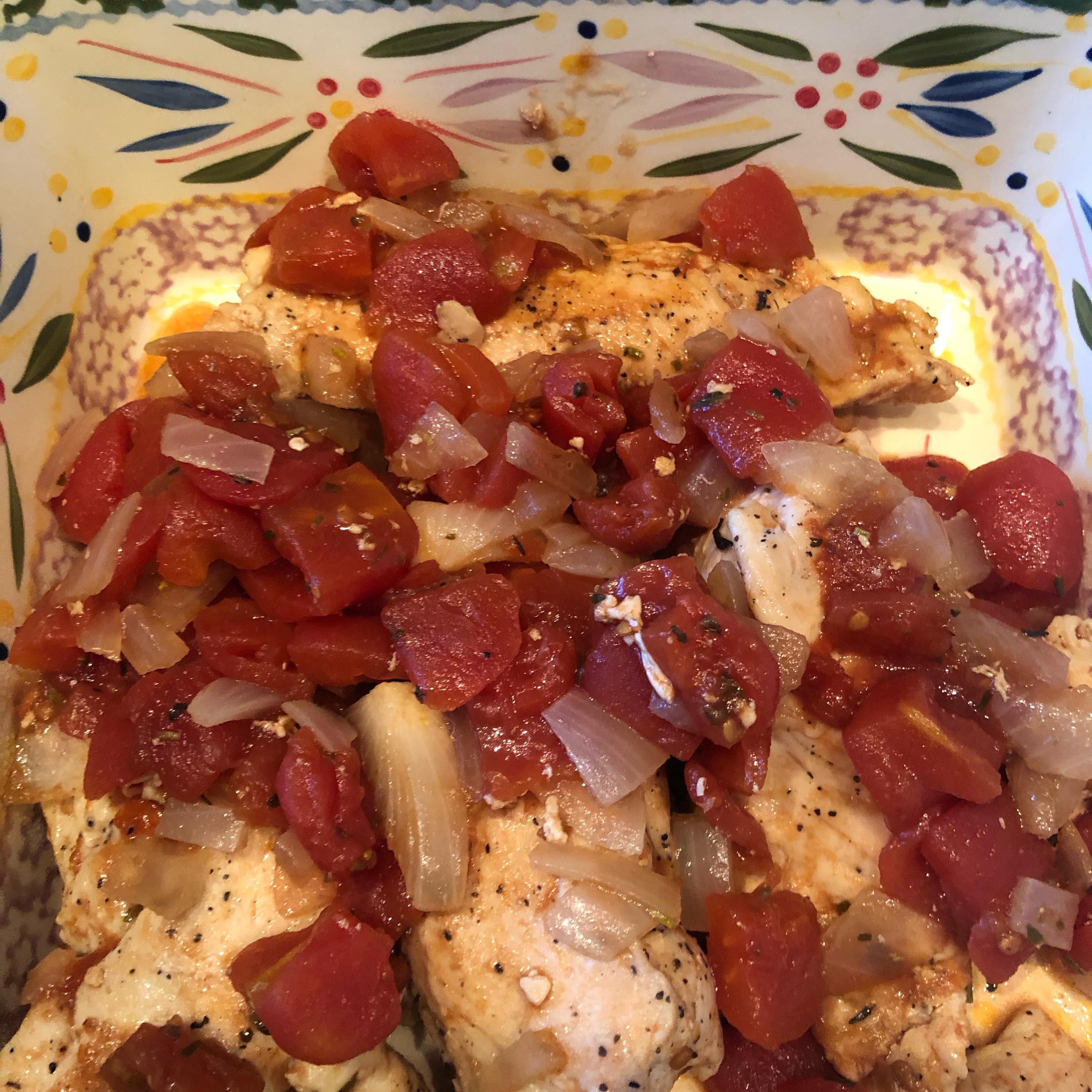 Braised Balsamic Chicken Idot Lucero