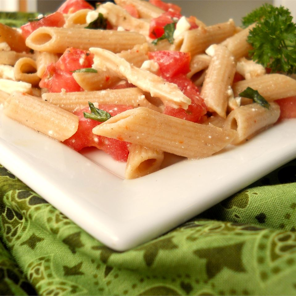 Chicken Pasta Salad I Spaggie
