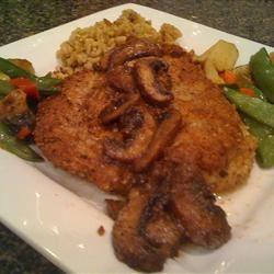 Hazelnut Chicken thedailygourmet