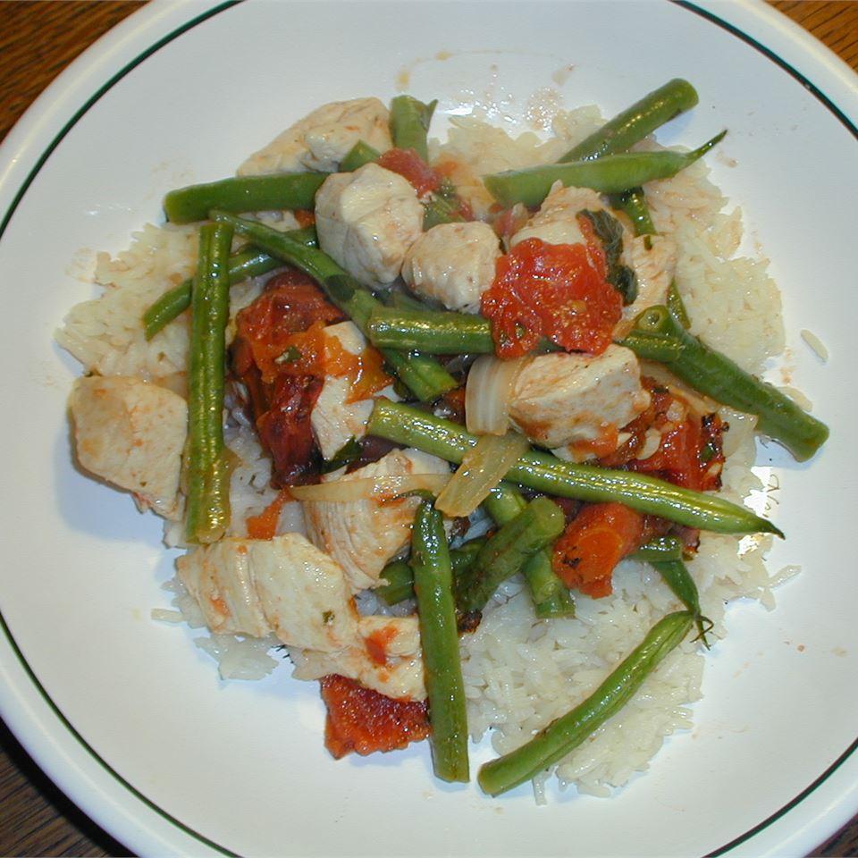Italian Green Bean Chicken