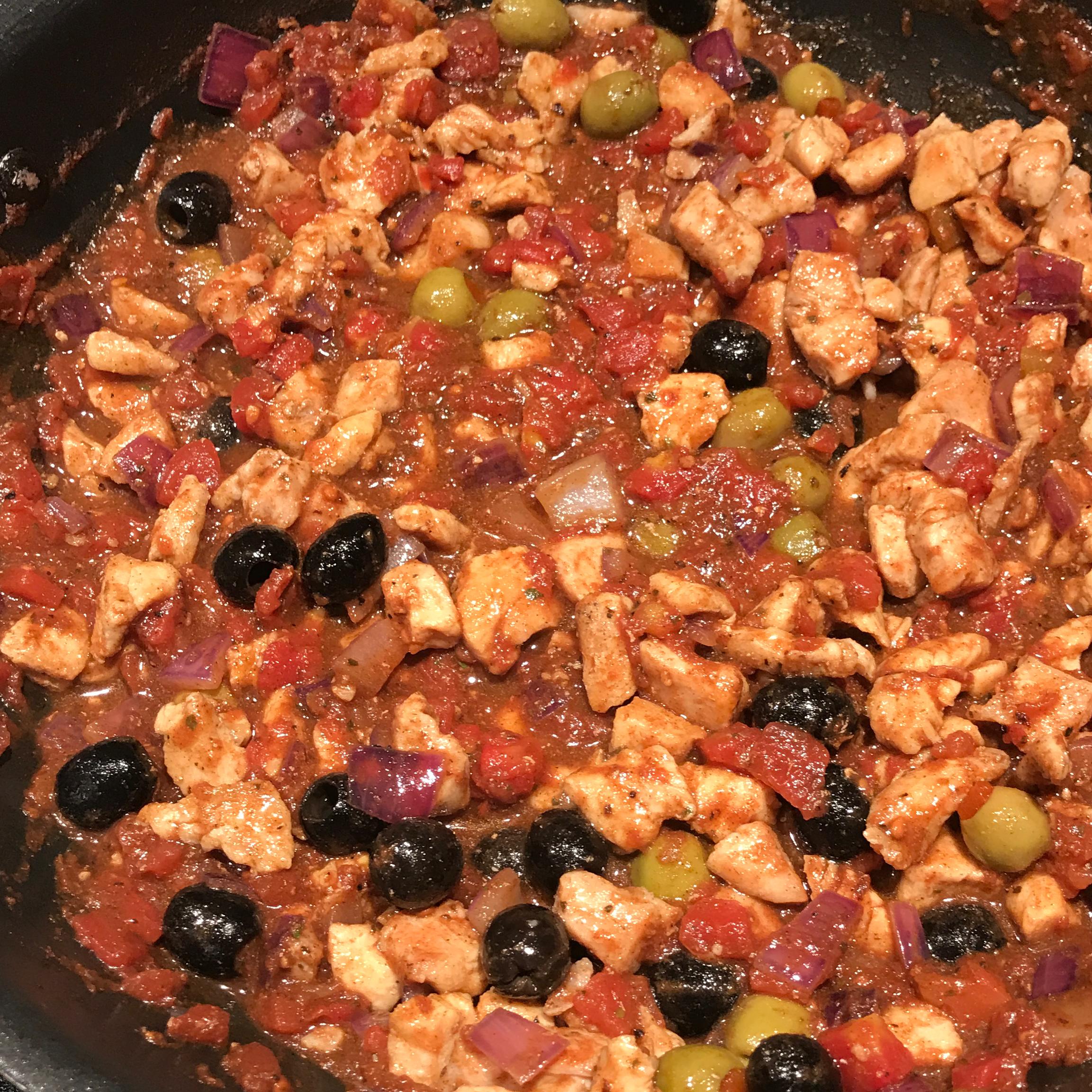 Mediterranean Chicken Larry McDaniel