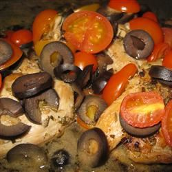 Chicken Thigh Fricassee with Mushrooms and Rosemary Alicia Goree Adams