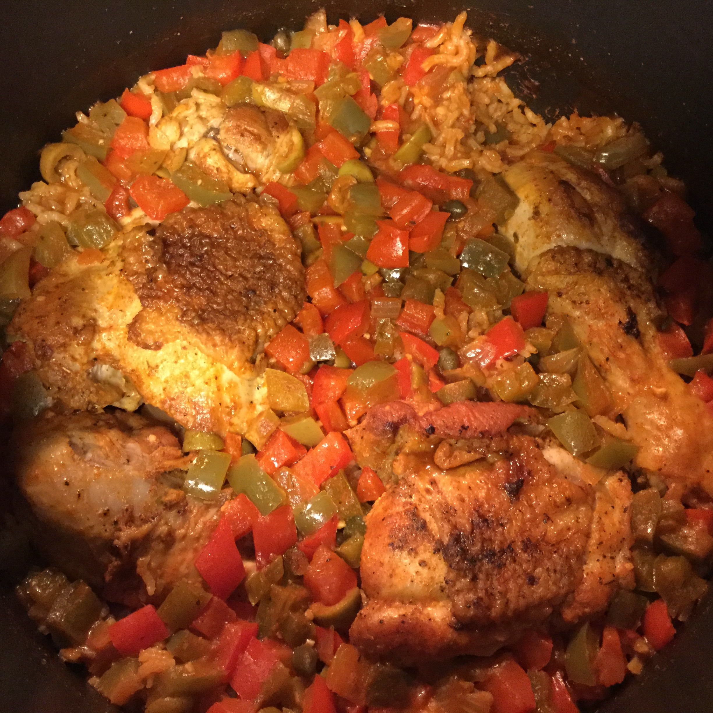 Chef John's Chicken and Rice Lynn