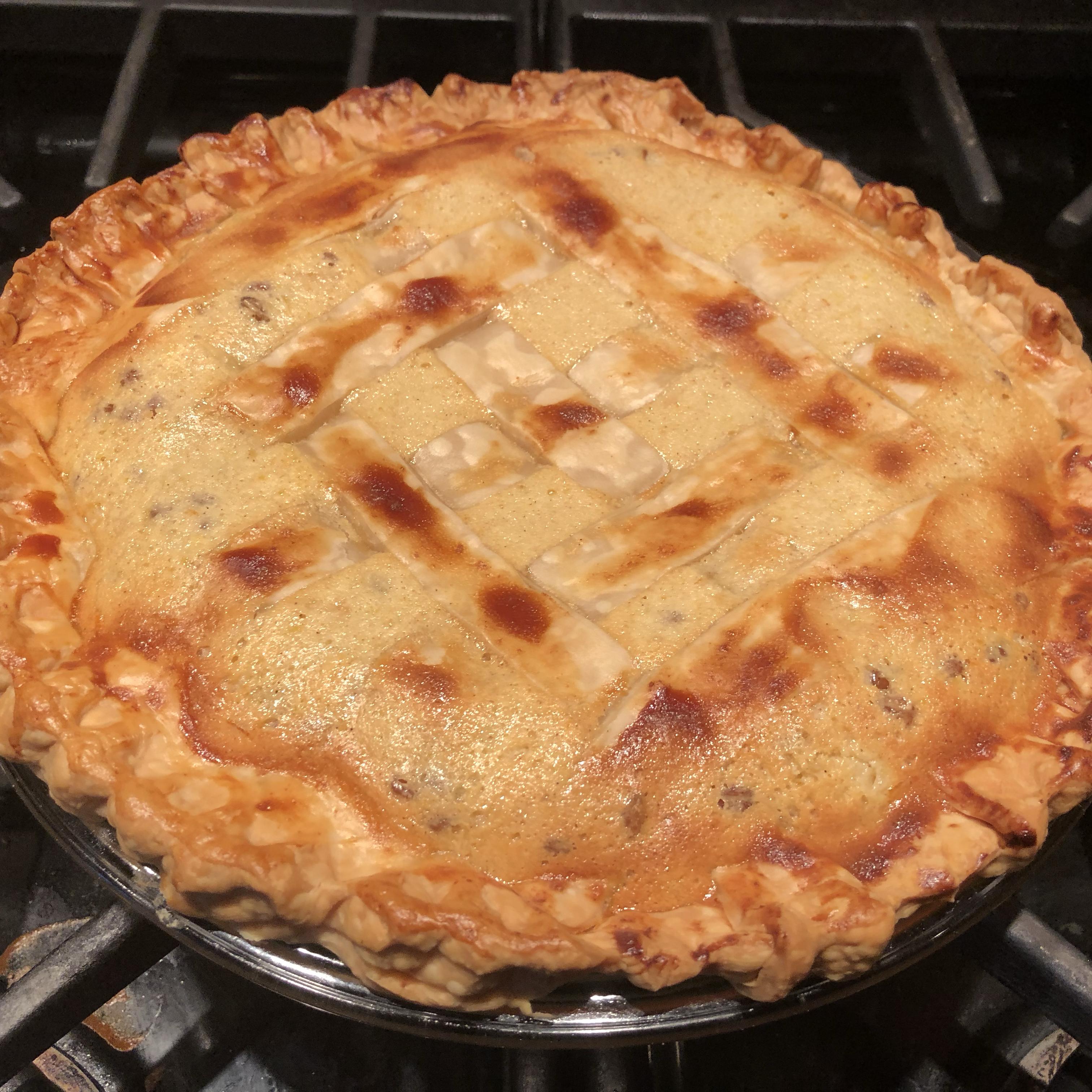 Easter Grain Pie Recipe Allrecipes Com Allrecipes
