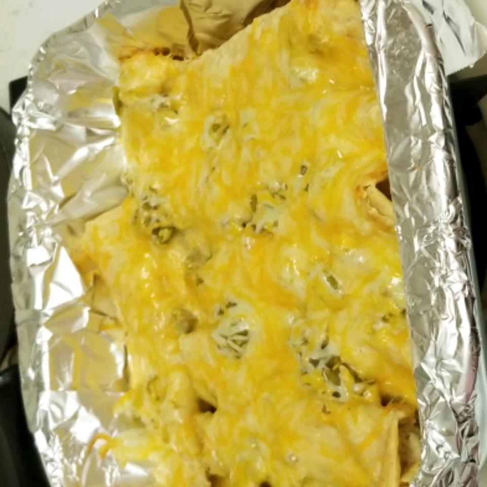 Enchanted Sour Cream Chicken Enchiladas Sister Stumpf
