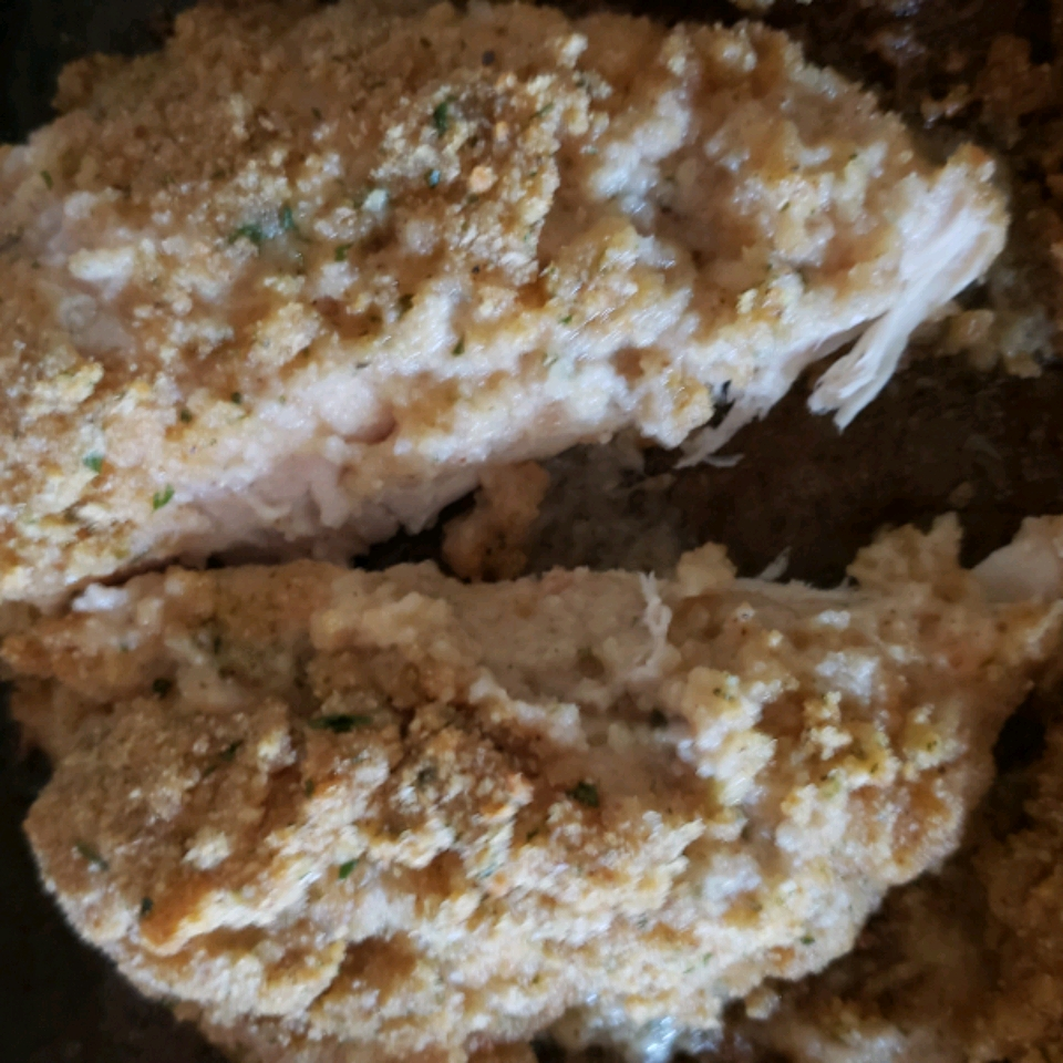 Baked Ranch Chicken