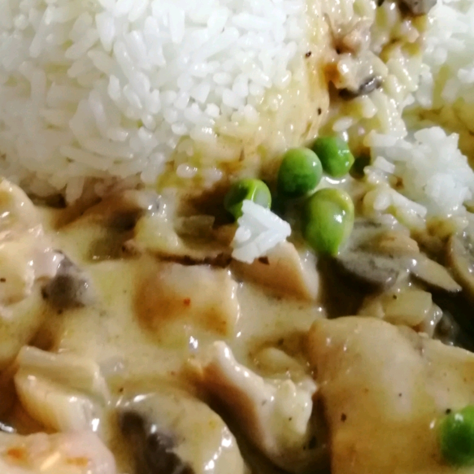 Cream of Mushroom Chicken VENECIA