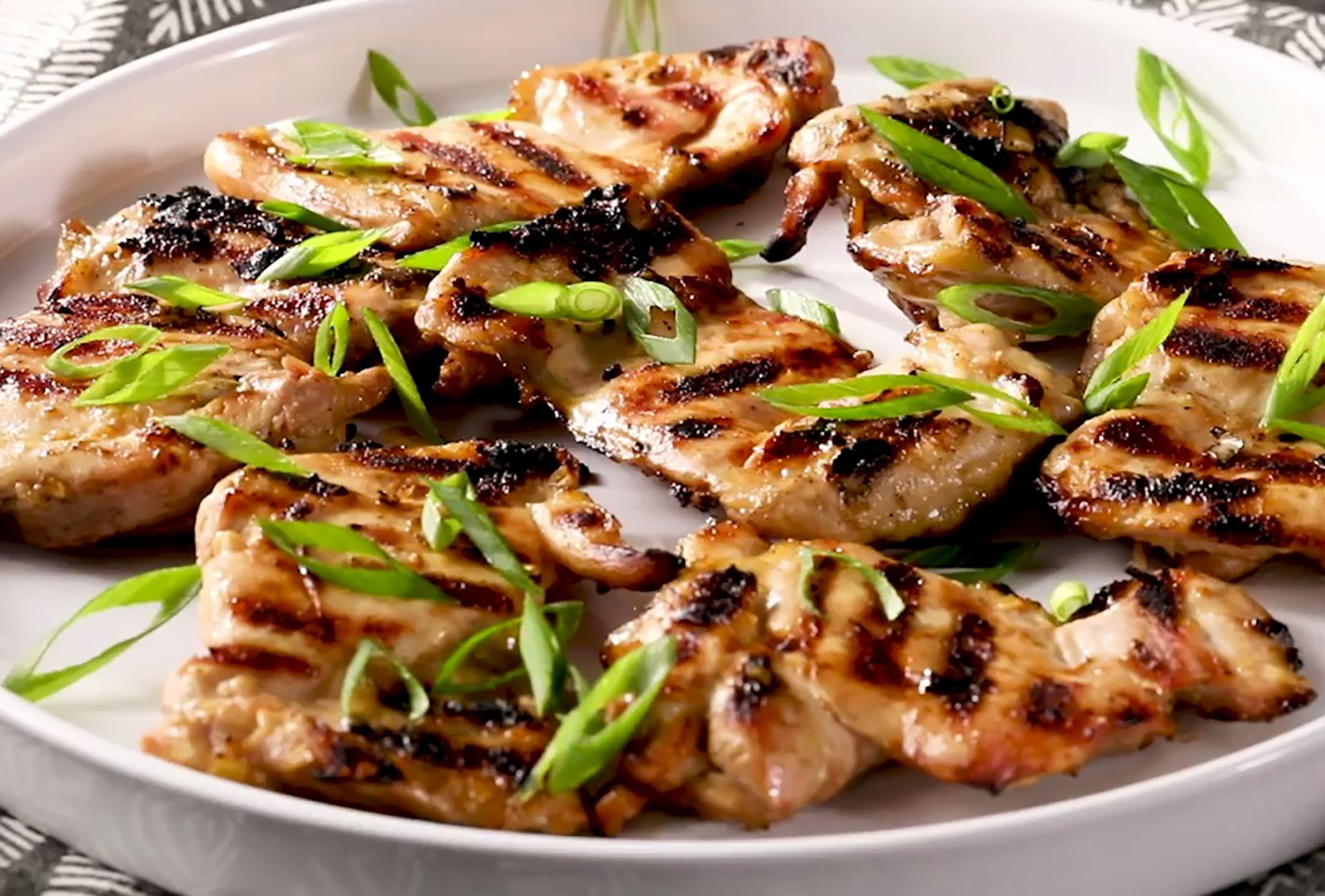 Vietnamese Grilled Lemongrass Chicken Recipe Allrecipes