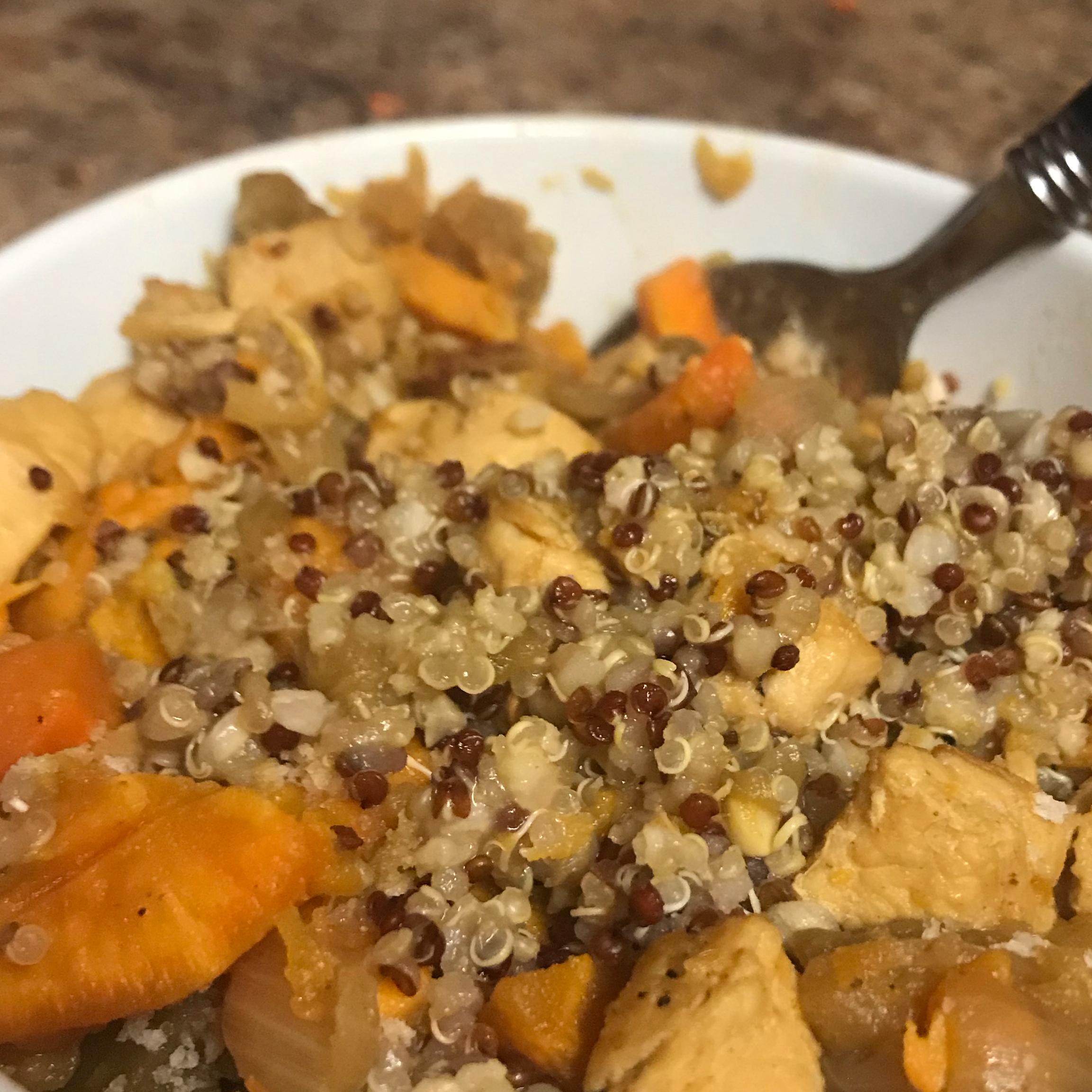 Healthy Turmeric Chicken Stew Sabrina