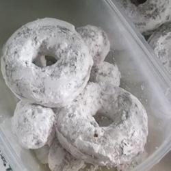 Grandma's Doughnuts Sara Wheeler-Davis