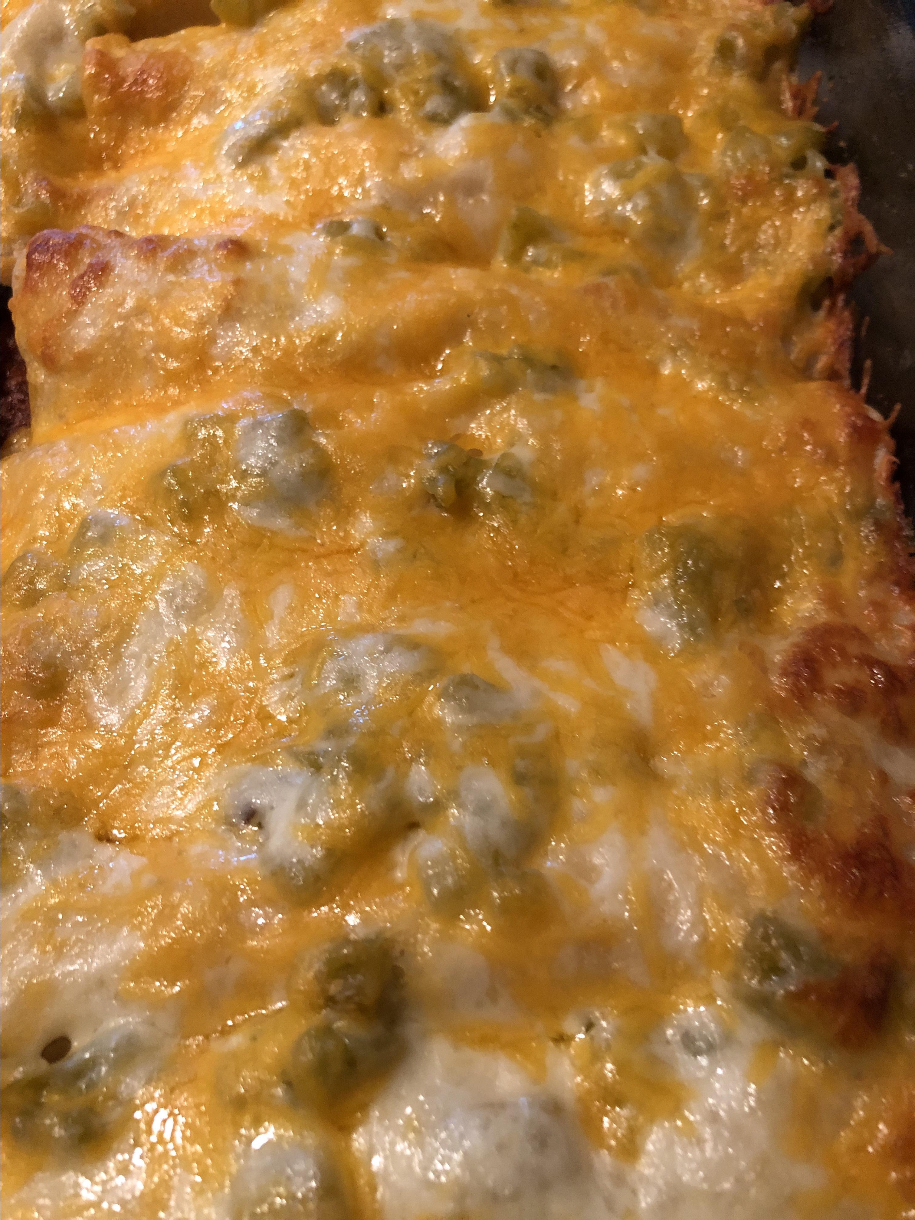 Enchanted Sour Cream Chicken Enchiladas Pamela Quinney