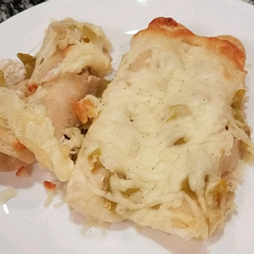 Enchanted Sour Cream Chicken Enchiladas MarnieJ