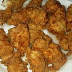 Chicken Fried Chicken JasmineJoyner