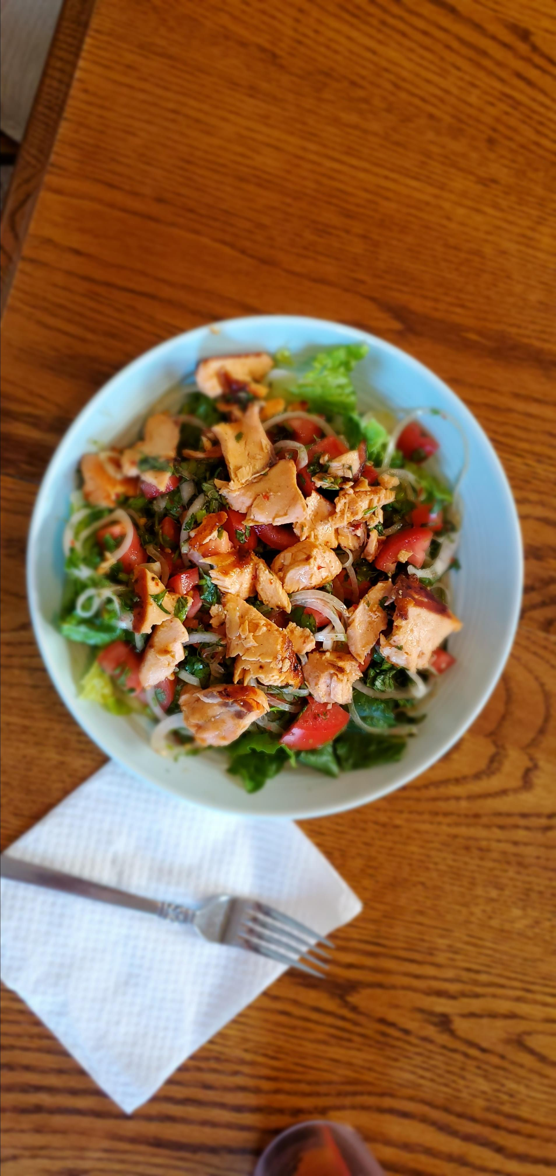 Lemon Blueberry Chicken Salad Dole