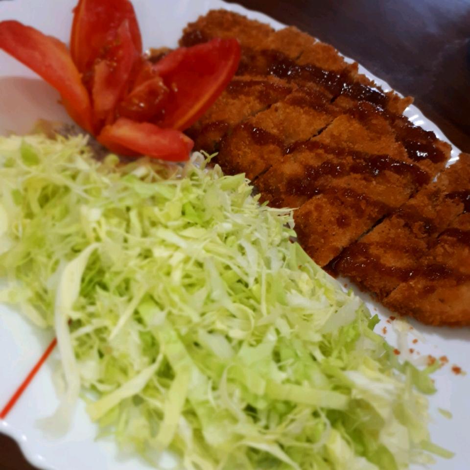 Chicken Katsu Michelle Chua